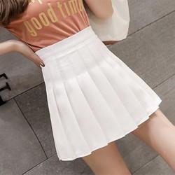 Chân váy xếp ly - Chân váy Tennis