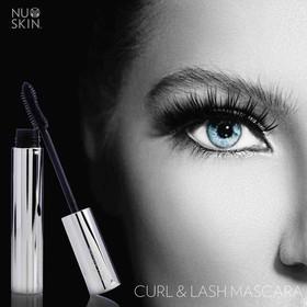Chuốt Mi Curl & Lash Mascara hàng chính hãng nuskin - Chuốt Mi Curl & Lash Mascara