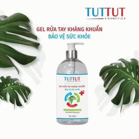 [FREESHIP] Gel rửa tay TUTTUT diệt khuẩn - 300ml - Gel rửa tay TUTTUT