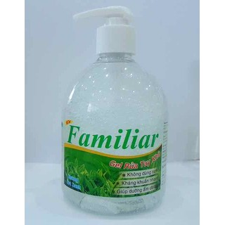 Gel rửa tay khô Familiar 80ml500ml5l - 02m1UDKmPSp03Xn2xvsdS3 4