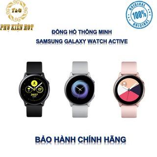 Đồng hồ thông minh Samsung Galaxy Watch Active - Samsung Watch Active thumbnail