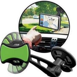 Giữ điện thoại trên ô tô hít chân không quay 360 độ tiện ích - Phụ Kiện Oto, Xe Máy - Chăm Sóc Xe Hơi 206347