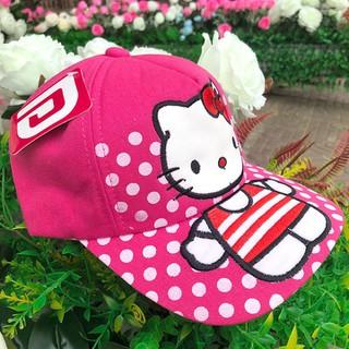 Mũ lưỡi trai Hello Kitty sành điệu co bé gái - MLDHS thumbnail