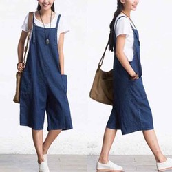 quần yếm jean nữ big size bao xinh size lớn 65-100kg