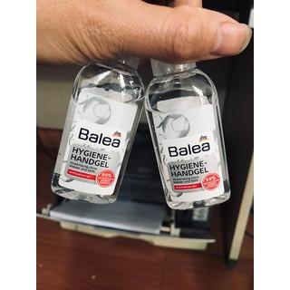 Nước rữa tay khô kháng khuẩn BALEA 50ml của Đức - BA001 1
