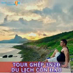 TOUR DU LỊCH CÔN ĐẢO LINH THIÊNG 3 NGÀY 2 ĐÊM