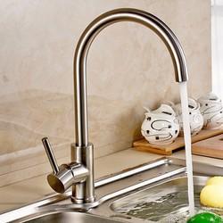 Vòi rửa chén nóng lạnh inox 304 cao cấp - cho xem hàng trước khi thanh toán