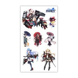 Sticker Anime Hình xăm – Azur Lane L2 [AAM] [PGN30]