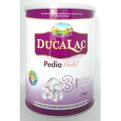 Sữa công thức cho trẻ biếng ăn bổ sung yến sào, hàm lượng Lysine cao Ducalac Pedia Gold 900g
