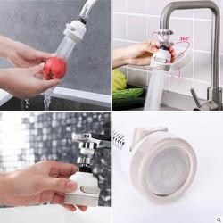 [GIẢM 30k PHÍ VC] Vòi xịt rửa bát tăng áp xoay 360 phù hợp nhiều mẫu vòi nước- sử dụng tiết kiệm nước