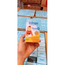 sản phẩm D3 drop baby