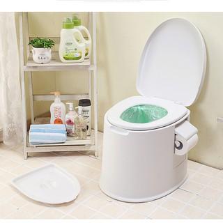 Bồn cầu di động - ghế bô vệ sinh đa năng - thiết bị vệ sinh RE0034 thumbnail