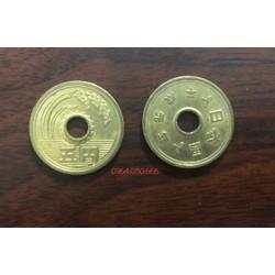 5 Yên Nhật Bản, 1 trong những đồng xu may mắn nhất thế giới, phong thủy, may mắn