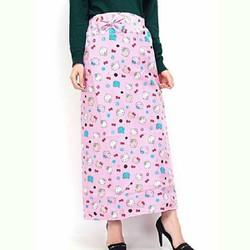 Váy Chống Nắng 2 lớp Có Nơ Vải Kate Thoáng Mát Chất Lượng