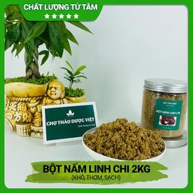 Bột Nấm Linh Chi Hàn Quốc 2kg - TM2920