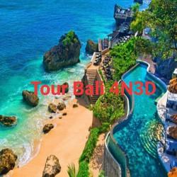 Tour Du Lịch Thiên Đường Nghỉ Dưỡng Đảo Bali 4 ngày 3 đêm