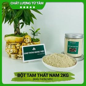 Bột Tam Thất Nam 2kg - TM3120