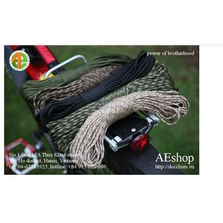 dây dù cứu sinh dã ngoại 9 lõi - DN425 thumbnail