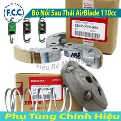Bộ Nồi Sau Honda Thái Lan AB110, Click 110, Lead110, Janus