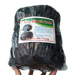 1 kg rong mứt nấu canh Nha Trang - rong làm cháy tỏi - rong biển khô