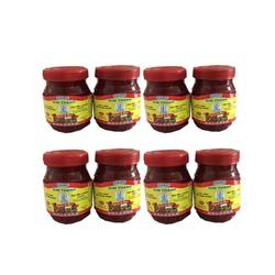 Chao đỏ Kim Thành lốc 8 hũ - 350 g