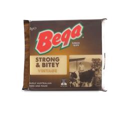 Phô Mai Strong & Bitey  HIỆU Bega GÓI 250g