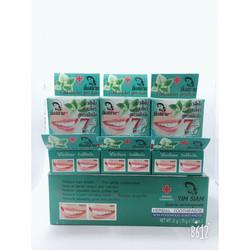 Combo 2 Hộp Kem tẩy trắng răng YIM SIAM 25g Thái Lan