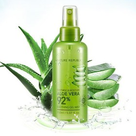 Xịt Khoáng Lô Hội Soothing & Moisture Aloe Vera 92% Soothing Gel Mist 150ml - BBX013