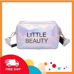 Túi đeo chéo [FREESHIP] Túi LB đa chức năng: túi, ví mỹ phẩm, hộp bút, ... B082