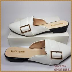 Giày Nữ Giày Lười Nữ Giá Rẻ Nhiều Màu GN363