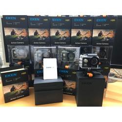 Camera Phượt Thể Thao Eken H9R - Bản Mới Nhất v7.0 20MP- Chính Hãng Bảo Hành 12 Tháng 1 Đổi 1 - H9R