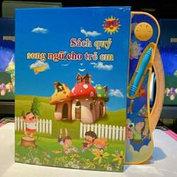 Sách song ngữ - sách quý song ngữ cho trẻ