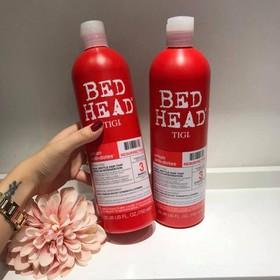 Combo 2 chai - 1 dầu gội và 1 dầu xả Tigi chăm sóc tóc - Dầu gội cao cấp - Combo 2 chai