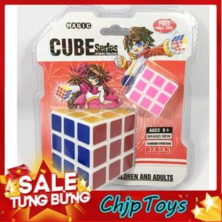 Đồ Chơi Rubik 3x3 đôi Thông Minh - ĐỒ CHƠI MY KINGS, ĐỒ CHƠI TRẺ EM - RB608 thumbnail