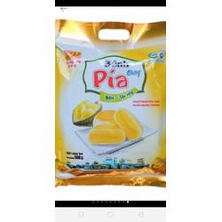 Bánh pía chay Tân Huê viên đậu sầu riêng