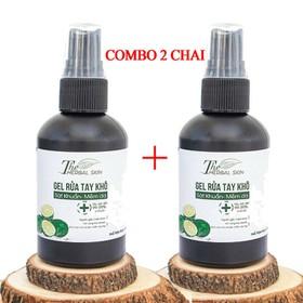 [COMBO 2 CHAI] Gel Rửa Tay Khử Trùng - Chống Khuẩn CORONA - Combo 2 Chai