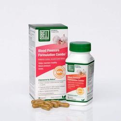 Viên uống kiểm soát tăng huyết áp và điều hoà cholesterol Bell_Hộp 60v_NK Canada