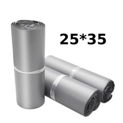 túi đóng gói 100 túi Đen Xám size 23x35cm rẻ nhất thị trường