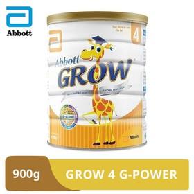 [Hà Nội] Sữa bột Abbott Grow 4 G-Power hương vani 900g - GRO016382