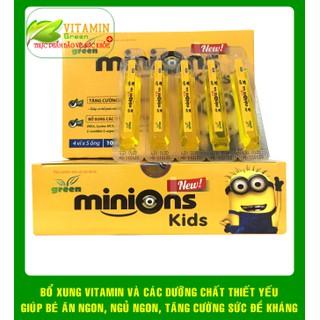 SIRO YẾN SÀO ĂN NGỦ NGON CHO BÉ MINIONS KIDS - MINIONS KIDS 200 ống thumbnail
