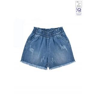 Quần short jean bé gái Ardilla 57GS19 - 57GS19 thumbnail