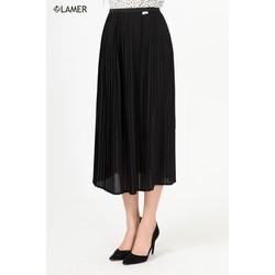 Chân váy dập ly nhỏ Lamer