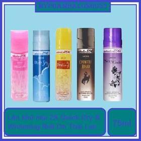 Lăn khử mùi 2X Quick Dry & Whitening Roll On Thái Lan - lăn khử mùi thái lan