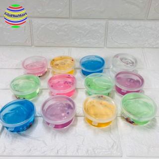 Đồ Chơi Slime - Bộ 12 Hủ - Đồ Chơi Slime Đồ Chơi Slime thumbnail