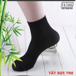 [Xem hàng-Co giãn-Sợi tre siêu mát] 20 đôi tất dành riêng mùa hè cho cả nam và nữ khử mùi kháng khuẩn
