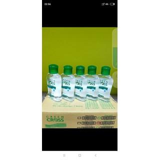 nước rửa tay green cross 100ml - green1 thumbnail