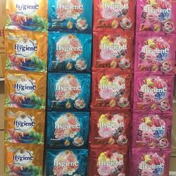 4 dây * 12 gói nước xả vải Hygiene Thái Lan gói 20ml