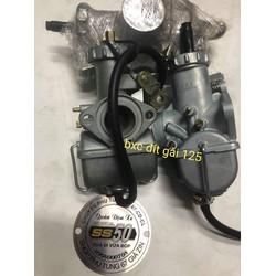 Bình xăng con đít gài 125 dành cho các dòng xe 67 68 CD CL win cafe classic