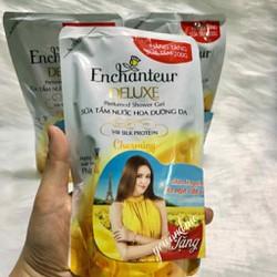 Combo 2 túi Sữa tắm Enchanteur Deluxe Charming 200g date 2023