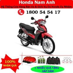 Xe máy Honda Blade 110cc- phanh đĩa vành nan hoa